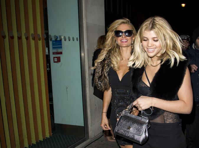 Paris Hilton et Sofia Richie, BFF à Londres pour la fête de Puff Daddy !