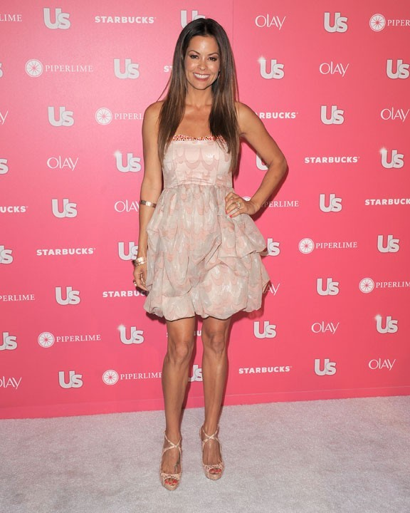 Brooke Burke lors de la US Weekly Hot Hollywood Style Issue Party à Hollywood, le 26 avril 2011.