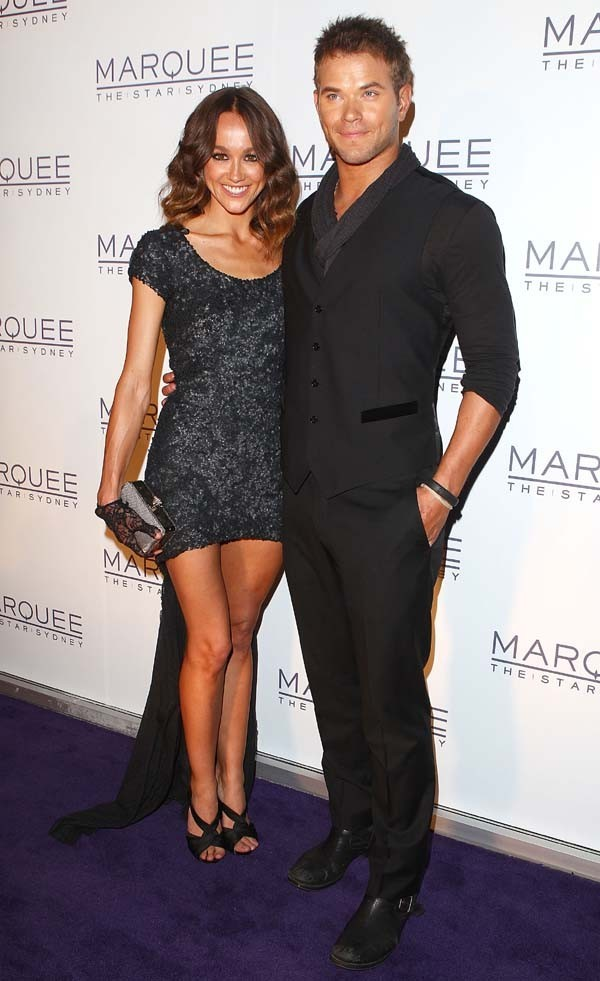 Kellan Lutz avec sa girlfriend !