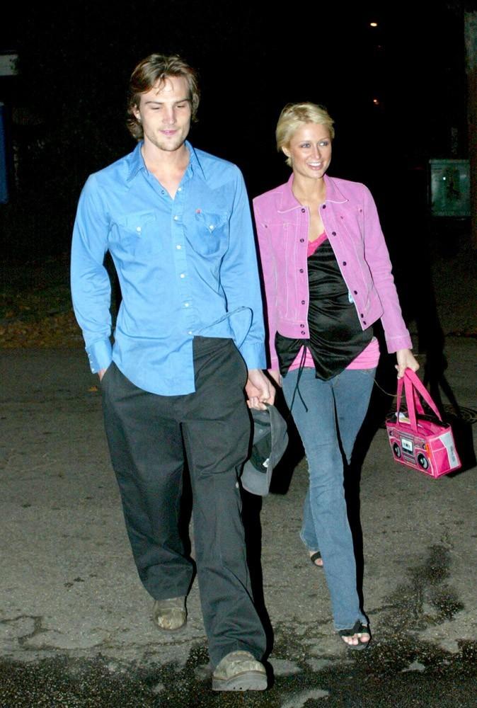 Photos : en 2003, la bimbo a flirté avec un certain Lucas Babin