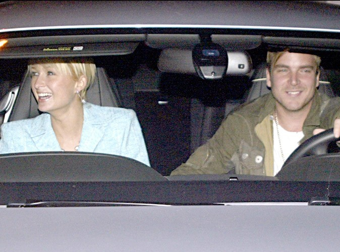 Photos : Paris Hilton en couple avec Chad Muska en 2004