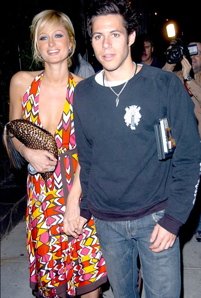 Photos : Paris Hilton en couple avec Paris Latsis en 2005