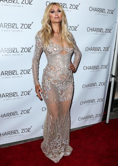 Photos : Paris Hilton ou le retour de la Barbie bling bling !