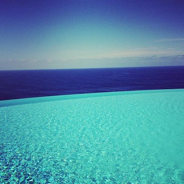 Vue imprenable sur l'océan pacifique, côté Mexique !