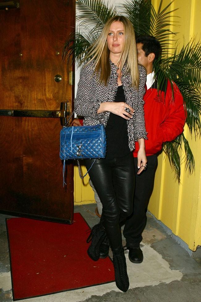 Sa soeur Nicky Hilton, moins tape-à-l'oeil !
