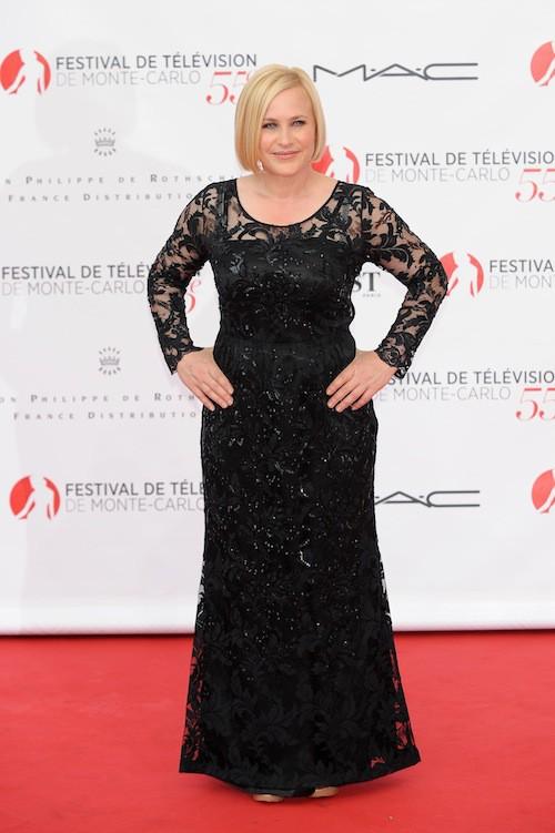 Patricia Arquette au Festival de télévision de Monte-Carlo, le 13 juin 2015