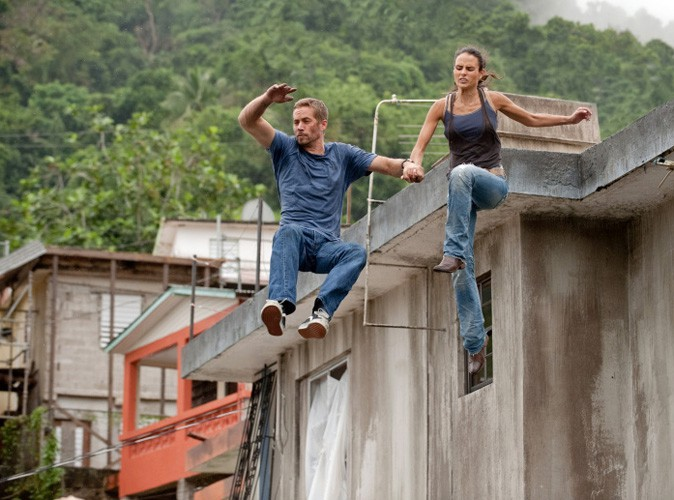Paul Walker dans Fast & Furious 5 !