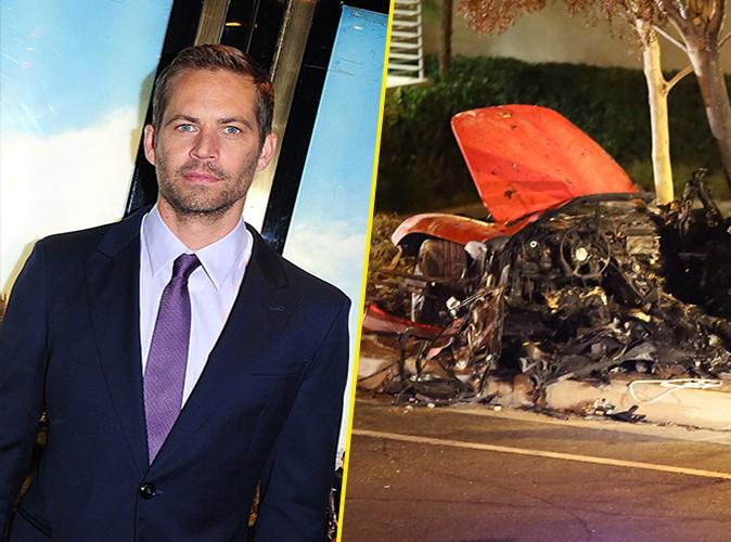 photos paul walker apr s son pouvantable accident les autorit s d calent son autopsie. Black Bedroom Furniture Sets. Home Design Ideas