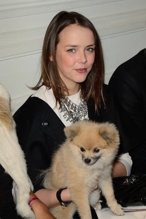 Photos : Pauline Ducruet : radieuse à la Fashion Week de Paris !