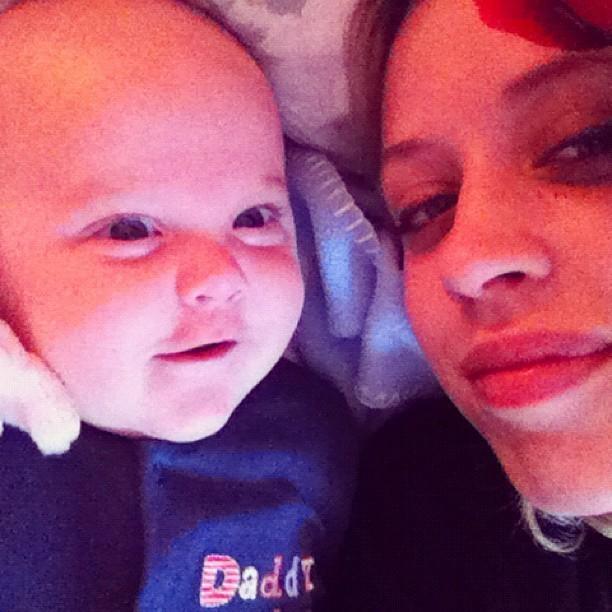 Le bébé le plus souriant des Grande Bretagne ?