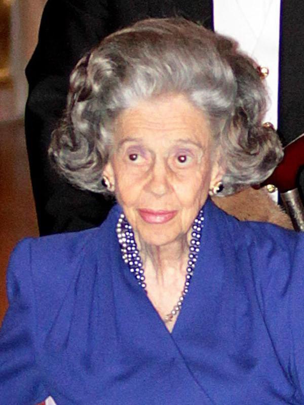 Reine Fabiola de Belgique (86 ans)