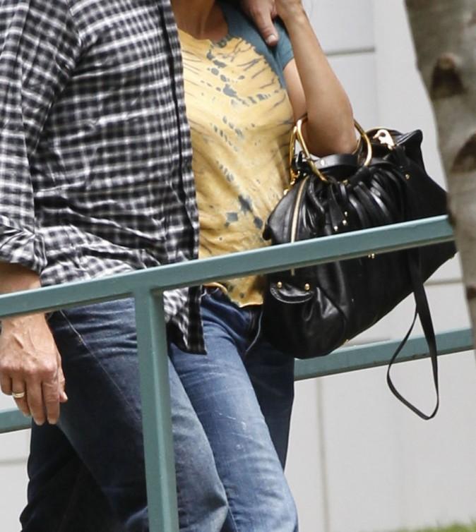 Penelope Cruz et Javier Bardem à Los Angeles, le 13 juin 2012.