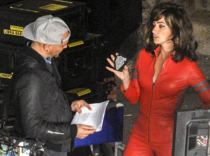Penelope Cruz hot sur le tournage de Zoolander 2, Owen Wilson et Ben Stiller gâtés !