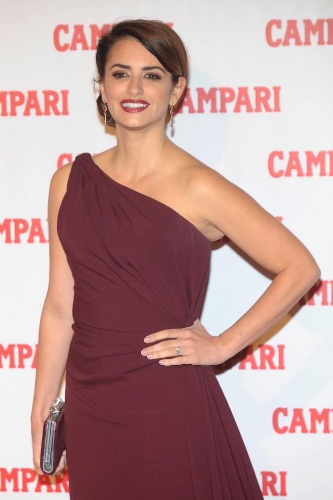 Penelope Cruz à la présentaion du calendrier 2013 Campari à Milan le 13 novembre 2012