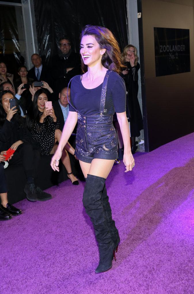 Photos : Penelope Cruz s'offre deux looks torrides pour la première de Zoolander 2 !