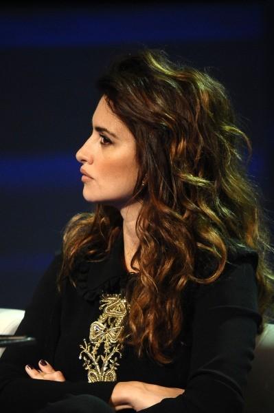 Penelope Cruz le 4 novembre 2012 à Milan