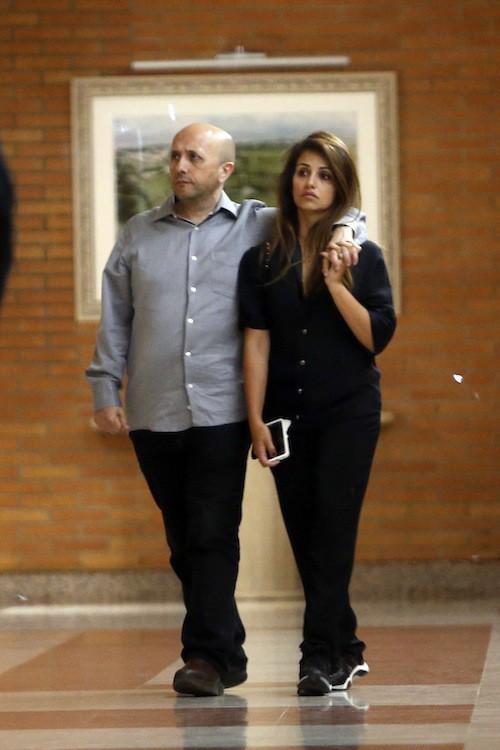 Photos : Penelope et Monica Cruz : les adieux déchirants à leur père…
