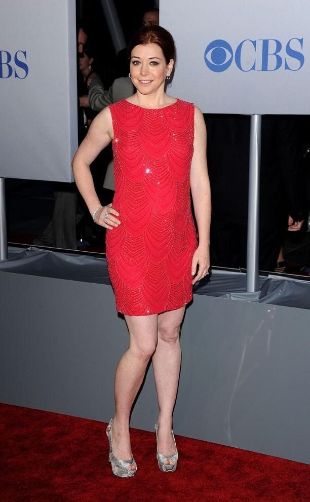 Une robe pétillante...comme l'actrice !