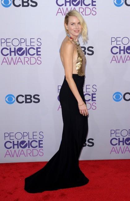 Naomi Watts le 9 janvier 2013 à Los Angeles