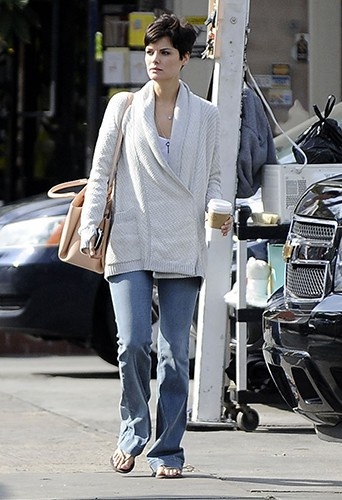 Jaimie Alexander à Los Angeles le 22 mars 2014