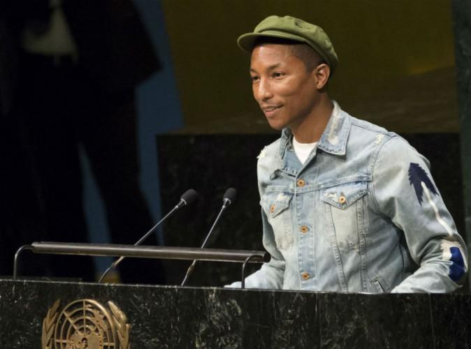Pharrell Williams : ambassadeur du bonheur !