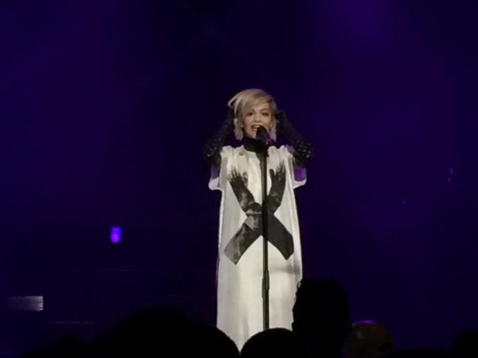 Rita Ora au Trianon pour le NRJ Music Tour !