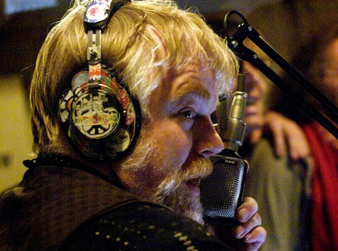 Philip Seymour Hoffman dans Good Morning England !