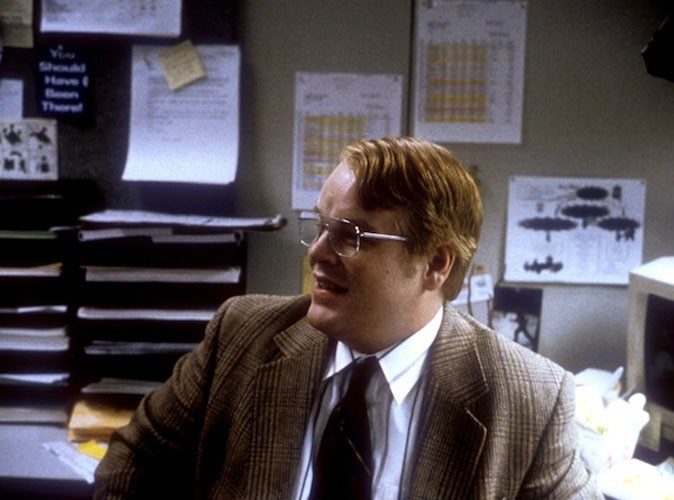 Philip Seymour Hoffman dans Happiness !