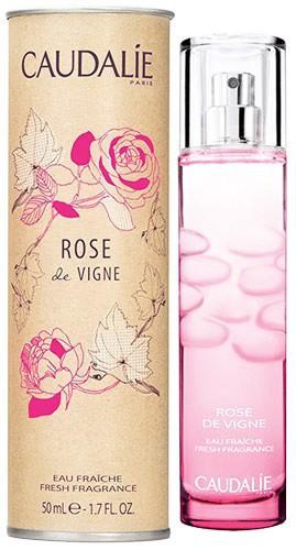 """Eau fraiche """"Rose de Vigne"""" by Caudalie (22,20€ / 50ml)"""