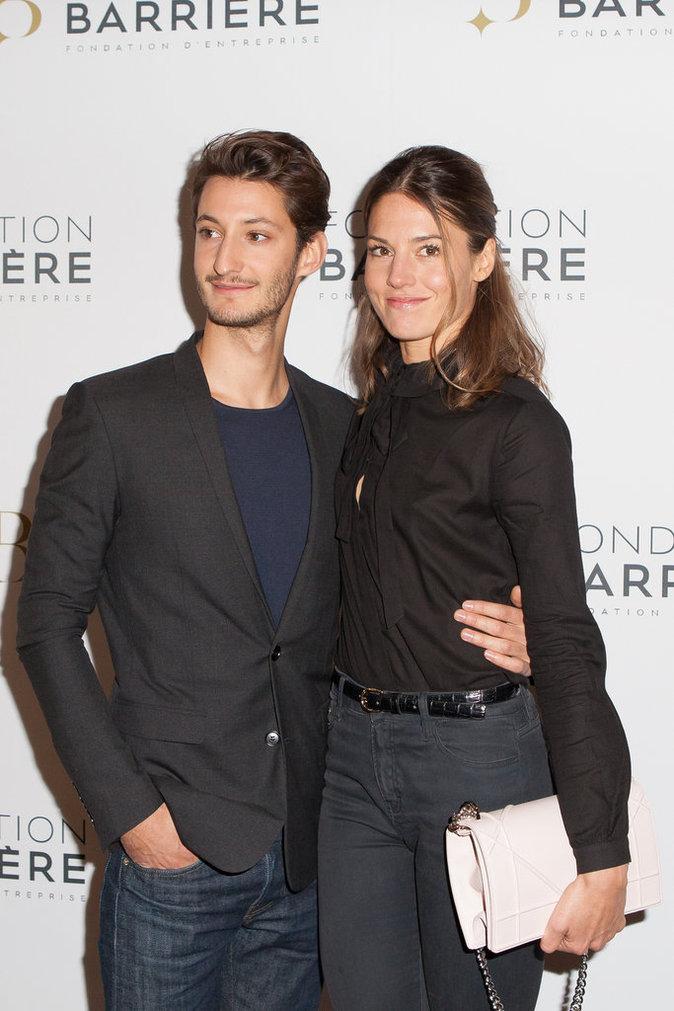 Photos : Pierre Niney amoureux face à Cristina Cordula (trop) classique !