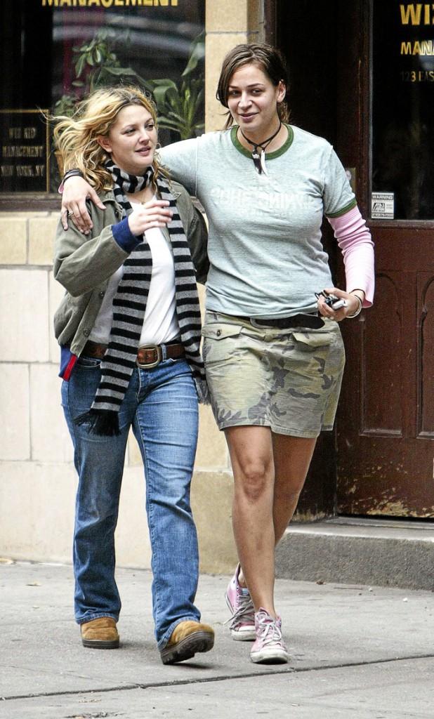 """Drew Barrymore : """"Je suis sortie avec beaucoup de femmes"""" !"""