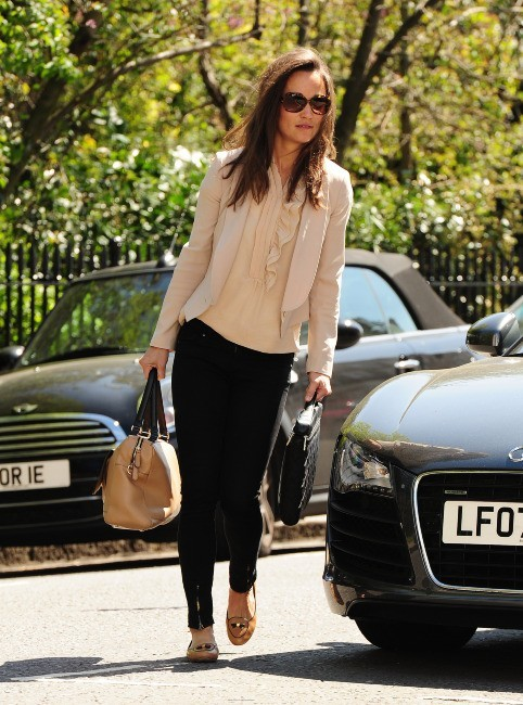 Pippa Middleton, Londres, 2 mai 2013