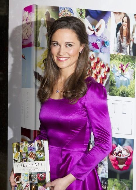PIppa Middleton le 11 décembre 2012 aux Pays-Bas