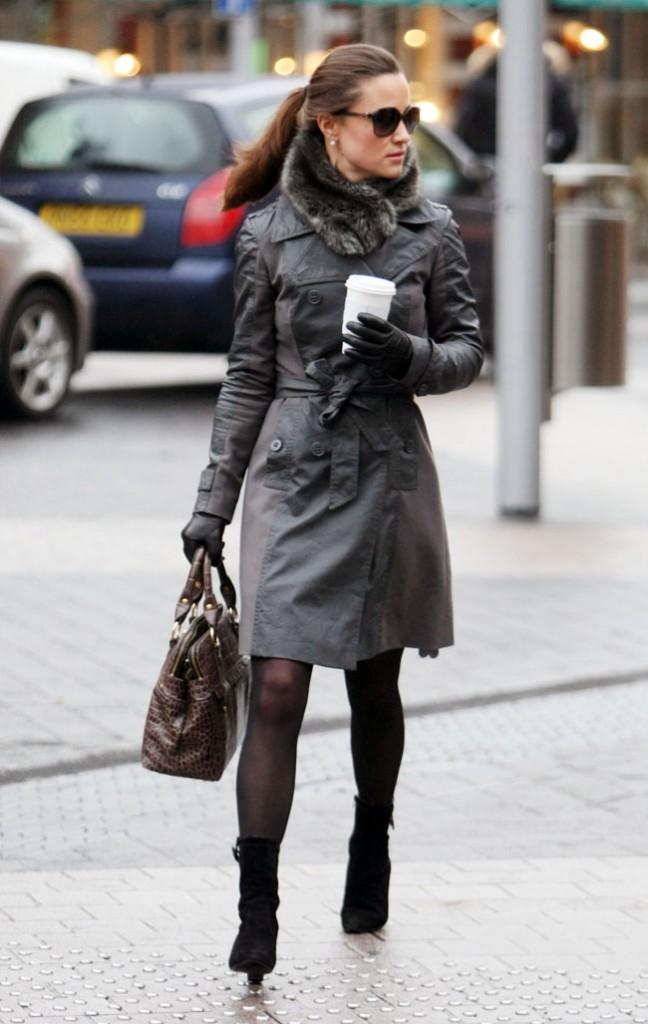 Un jour fashion de plus dans la vie de Pippa...