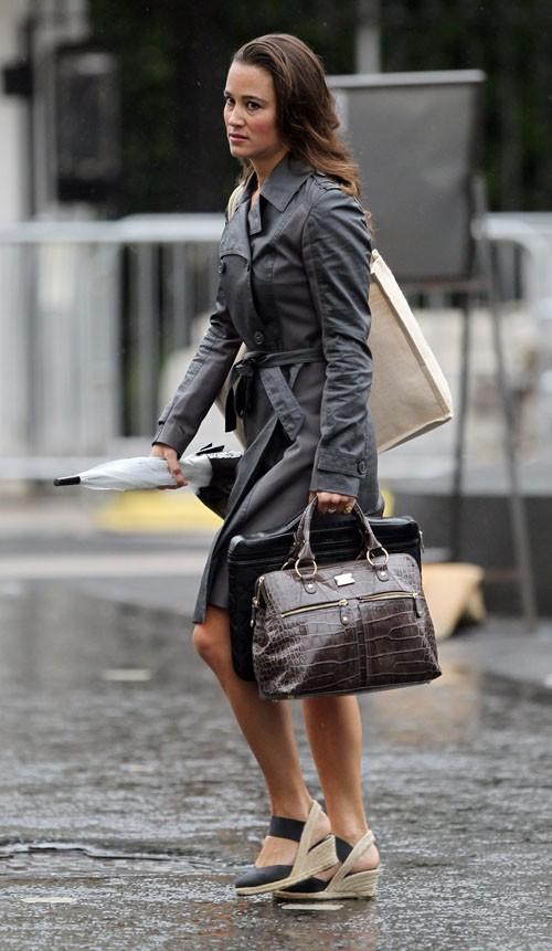 Le look des jours pluvieux !