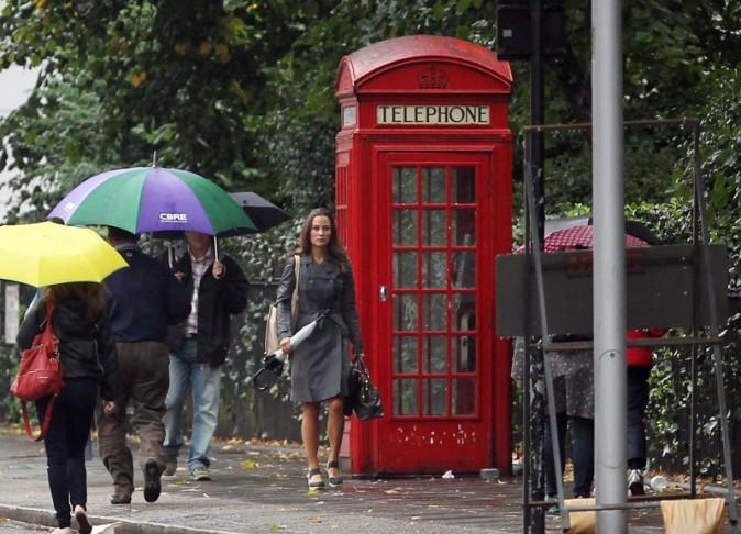 Pippa, une Londonienne comme les autres !