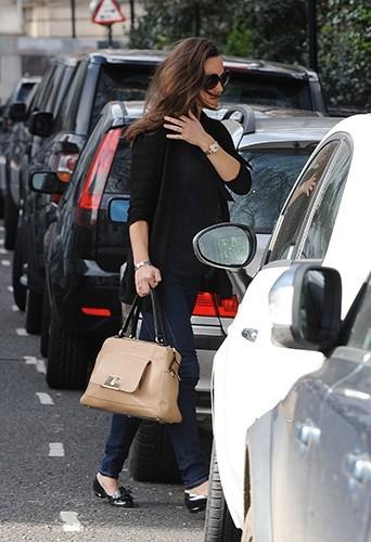 Pippa Middleton à Londres le 15 avril 2013