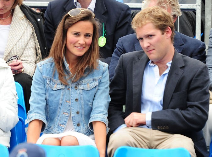 Photos : Pippa Middleton en compagnie de son ex, George Percy