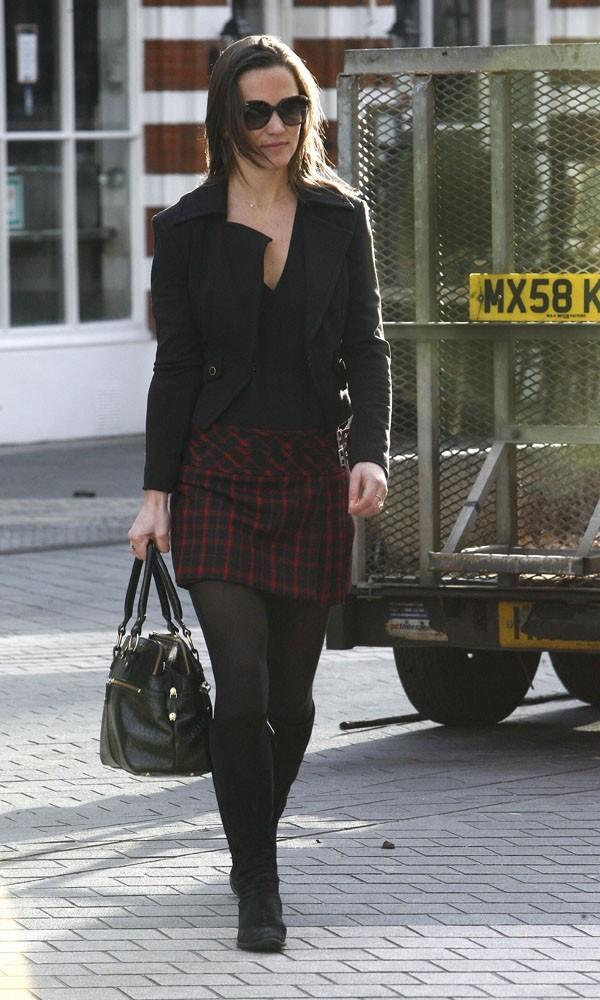 En mode écossaise !