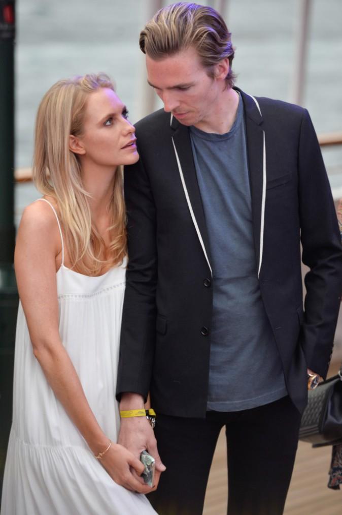 Poppy Delevingne et James Cook le 23 mai 2015