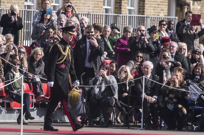 Photos : Pour la Saint Patrick, William et Kate brisent une tradition vieille de 115 ans !