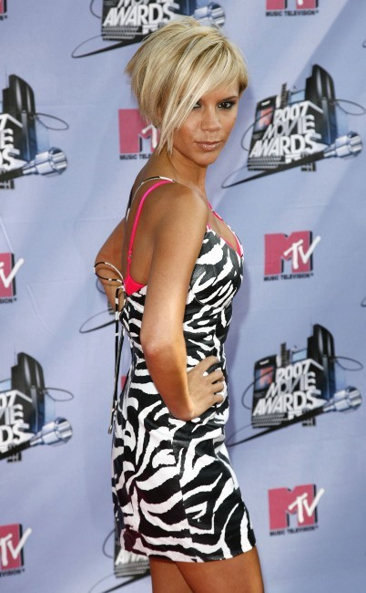 Posh aux MTV Music Awards 2007