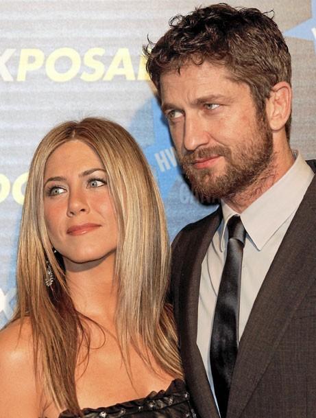 Photos : Jennifer Aniston et Gerard Butler, un couple au cinéma