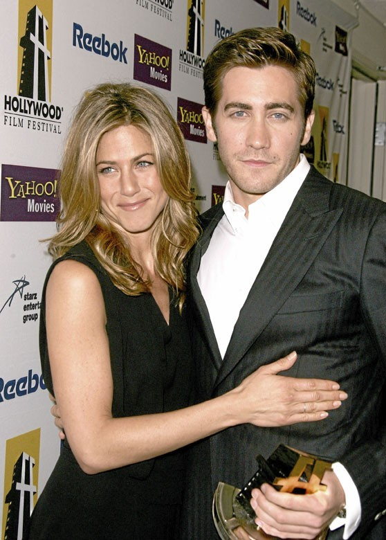 Photos : Jennifer Aniston et Jake Gyllenhaal, le nouveau couple ?