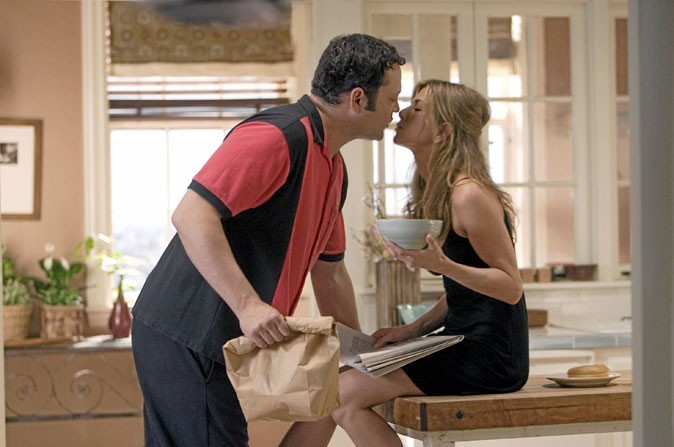 Photos : Jennifer Aniston et Vince Vaughn, un couple au cinéma