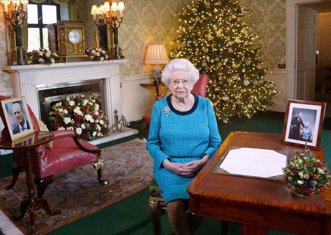 L'office de Noël s'est faite sans la Reine Elizabeth II, absente pour la première fois depuis 1988