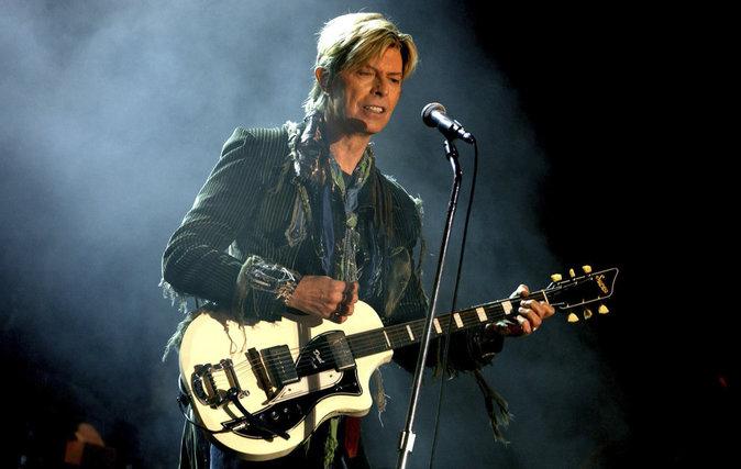 Photos : David Bowie : ce que la musique perd en 2016
