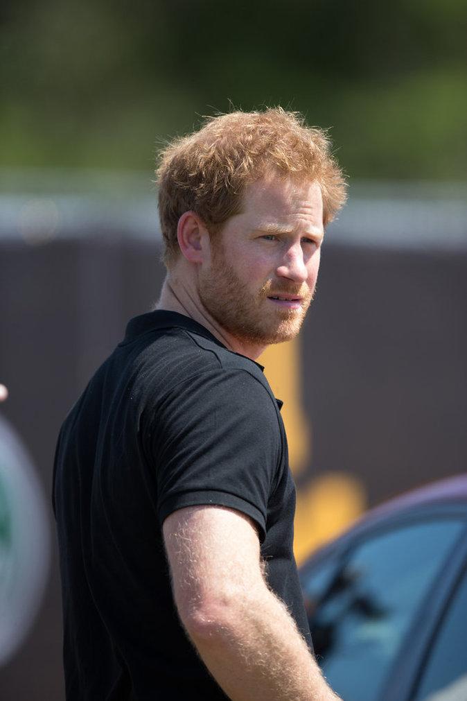 Photos : Prince Harry : complètement dans son élément aux Invictus Games !