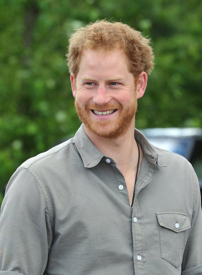 Photos : Prince Harry : déjà rentré de France, il repart au front !
