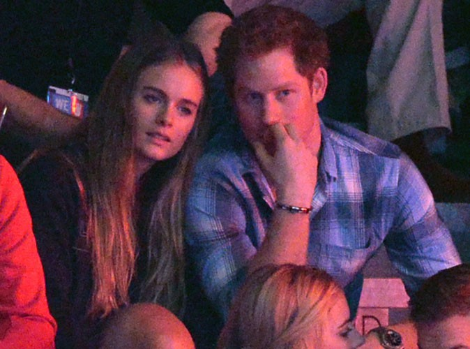 Prince Harry et Cressida Bonas : les deux amoureux s'affichent pour la toute première fois ensemble !